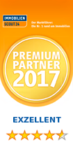 Immoscout 24 - Premiumpartner 2016